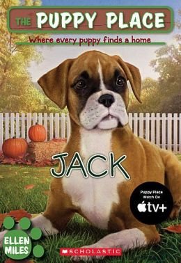 Jack (The Puppy Place Series)