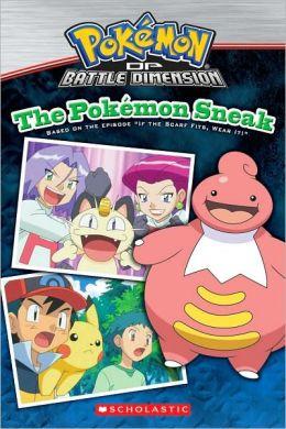 Pokemon DP Battle Dimension: The Pokemon Sneak