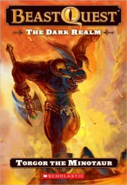 Torgor: The Minotaur (Beast Quest Series #13)