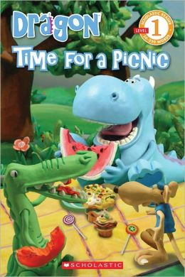 Time for a Picnic (Dragon Reader Series #4)