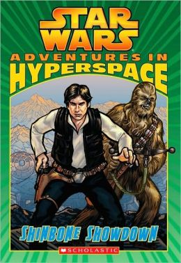 Star Wars Adventures in Hyperspace #2: Shinbone Showdown