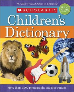 Scholastic Children's Dictionary 2010