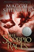 Book Cover Image. Title: The Scorpio Races, Author: Maggie Stiefvater
