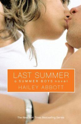 Summer Boys #4: Last Summer