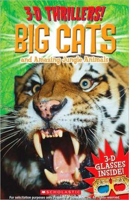 Big Cats And Ferocious Jungle Animals