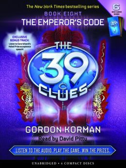The Emperor's Code (The 39 Clues Series #8)