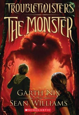 The Monster (Troubletwisters Series #2)