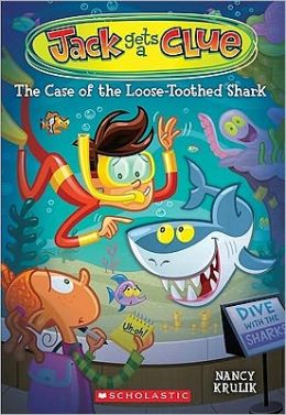 The Case of the Loose-Toothed Shark (Jack Gets a Clue Series #4)
