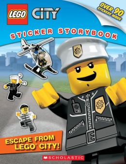 Escape from LEGO City!