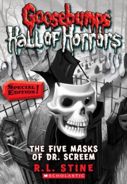 The Five Masks of Dr. Screem: Speical Edition (Hall of Horrors Series #3)