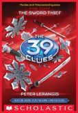 Book Cover Image. Title: The Sword Thief (The 39 Clues Series #3), Author: Peter Lerangis