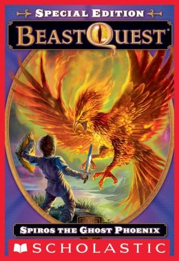 Spiros: The Ghost Phoenix (Beast Quest Special Series)