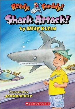 Shark Attack! (Ready, Freddy! Series #24)
