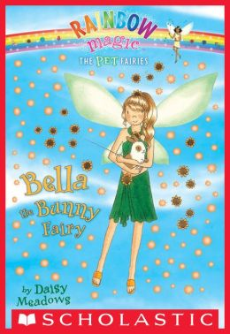 Pet Fairies #2: Bella the Bunny Fairy