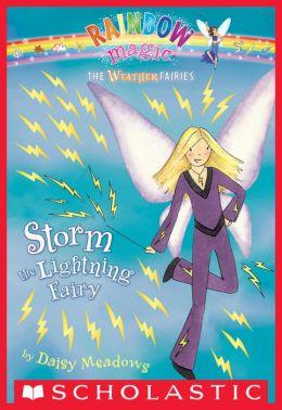 Storm the Lightning Fairy (Weather Fairies Series #6)