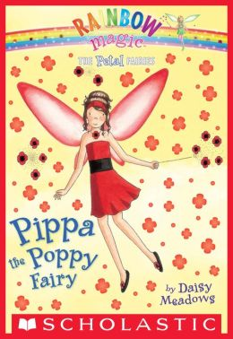 Pippa the Poppy Fairy (Petal Fairies Series #2)