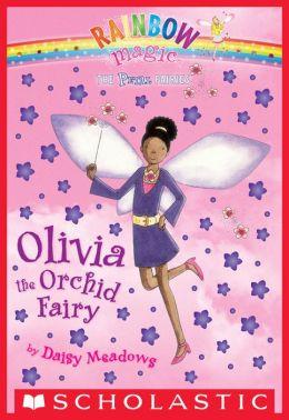 Olivia the Orchid Fairy (Petal Fairies Series #5)