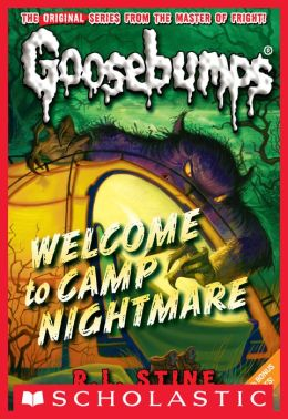 Classic Goosebumps #14: Welcome to Camp Nightmare