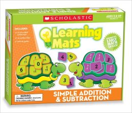 Simple Addition & Subtraction Learning Mats