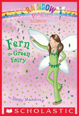 Fern the Green Fairy (Rainbow Magic Series #4)