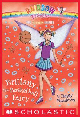Brittany the Basketball Fairy (Sports Fairies Series #4)