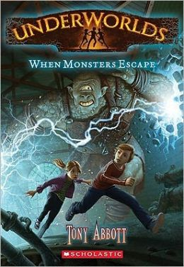 When Monsters Escape (Underworlds Series #2)