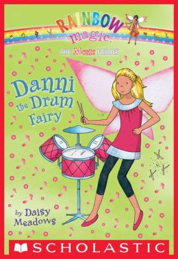 Danni the Drum Fairy (Music Fairies Series #4)