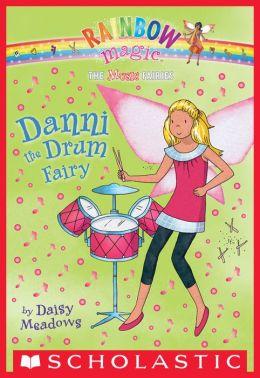 Music Fairies #4: Danni the Drum Fairy