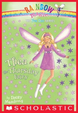 Thea the Thursday Fairy (Fun Day Fairies Series #4)