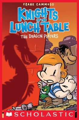 The Dragon Players (Knights of the Lunch Table Series #2)