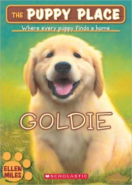 Goldie (The Puppy Place Series)