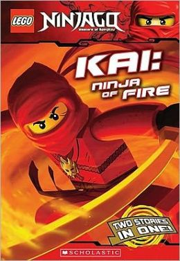 Kai: Ninja of Fire (Lego Ninjago Chapter Book Series #1)