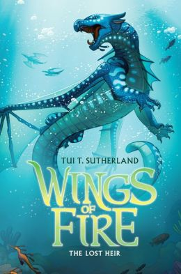 The Lost Heir (Wings of Fire Series #2)