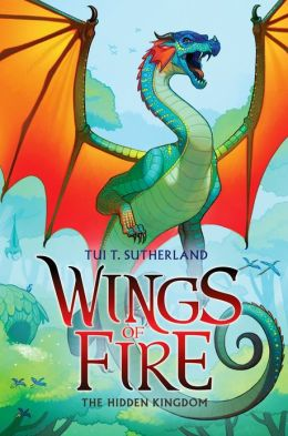 The Hidden Kingdom (Wings of Fire Series #3)