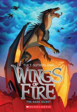 The Dark Secret (Wings of Fire Series #4)