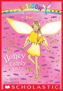 Honey the Candy Fairy (Party Fairies Series)