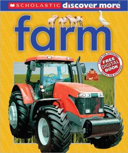 Farm (Scholastic Discover More Series)