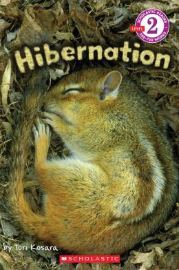 Hibernation (Scholastic Reader Series: Level 2)