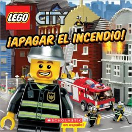 Lego City: Apagar el Incendio!