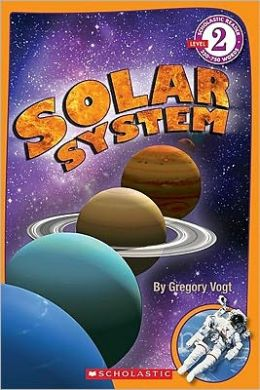 Solar System (Scholastic Reader Series: Level 2))