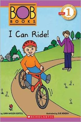 I Can Ride! (BOB Books Series)