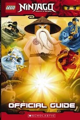 Lego Ninjago Official Guide