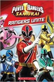 Rangers Unite (Power Rangers Samurai Series)