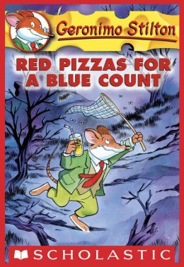 Red Pizzas for a Blue Count (Geronimo Stilton Series #7)
