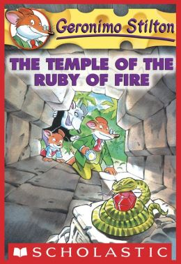 The Temple of the Ruby of Fire (Geronimo Stilton Series #14)