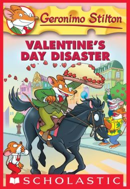Valentine's Day Disaster (Geronimo Stilton Series #23)