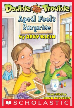 April Fool's Surprise (Double Trouble Series #2)