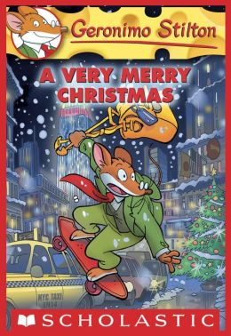 A Very Merry Christmas (Geronimo Stilton Series #35)