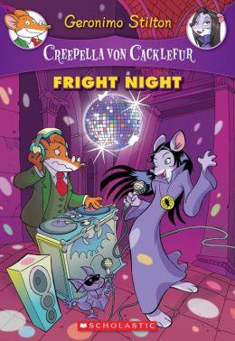 Fright Night (Creepella Von Cacklefur Series #5)