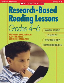 Research-Based Reading Lessons for 4-6: Word Study, Fluency, Vocabulary, and Comprehension (PagePerfect NOOK Book)